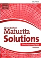 Maturita Solutions 3rd Edition Pre-Intermediate Workbook Czech E