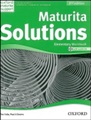 Maturita Solutions Elementary Workbook with Audio CD PACK Czech